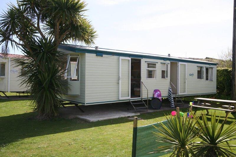 caravan holidays holywell bay