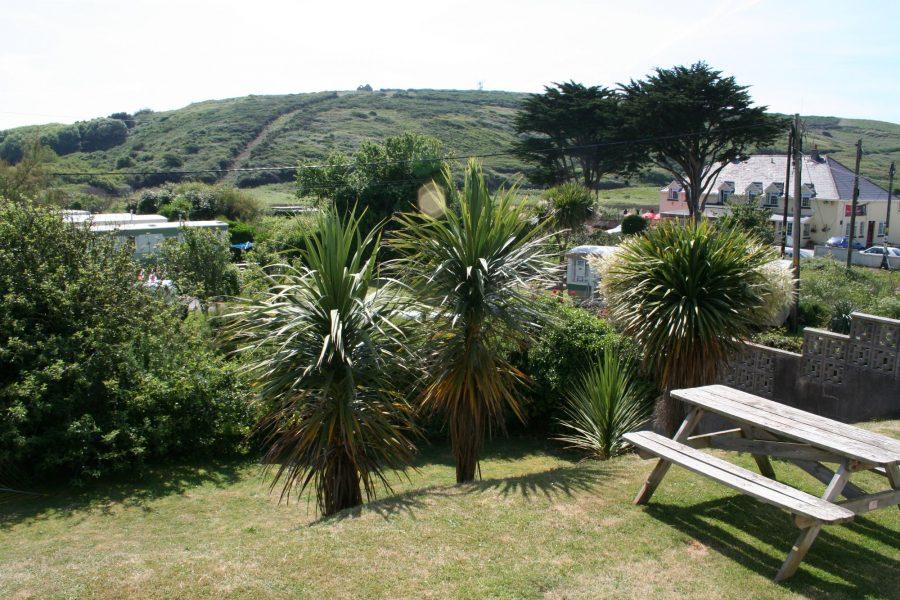garden south facing penmerric