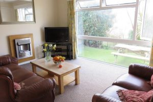 Trispen Holywell Bay lounge