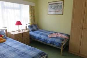 Trispen Twin Bedroom Holywell Bay