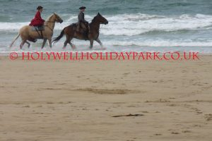 poldark 1 2 300x200 - Poldark at Holywell Bay