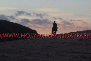 poldark 18 300x200 - Poldark at Holywell Bay