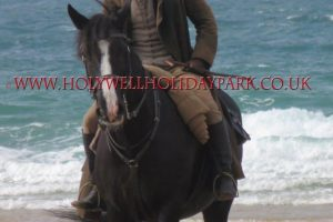 poldark 2 300x200 - Poldark at Holywell Bay