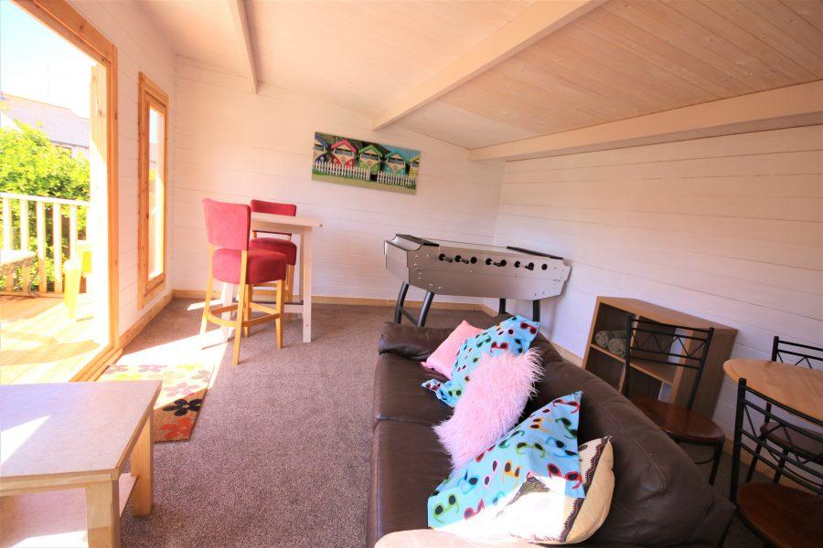 Summerhouse Langarrow