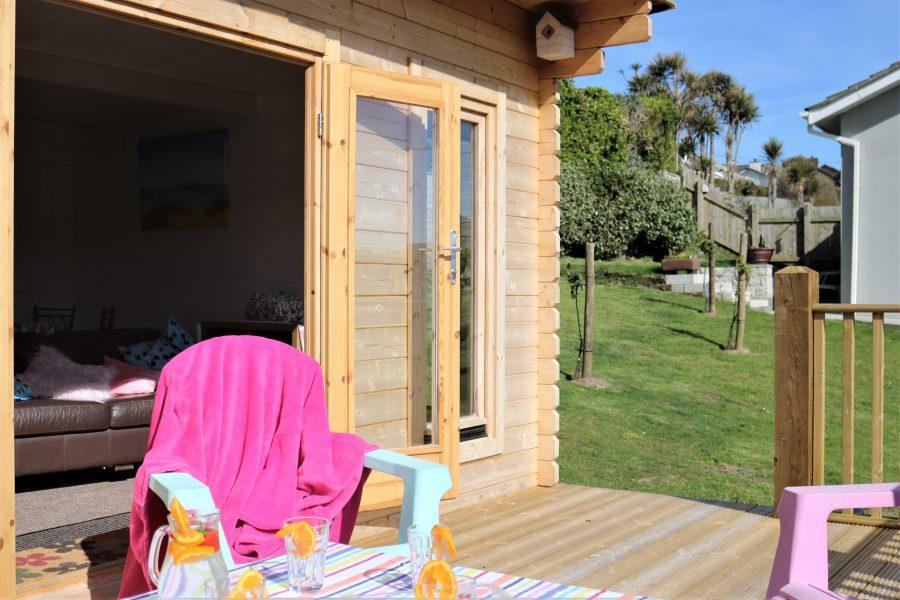 Langarrow summerhouse